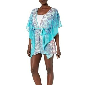 In Bloom by Jonquil Women's Wrapper/Cover Up